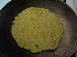 pan-fry paratha