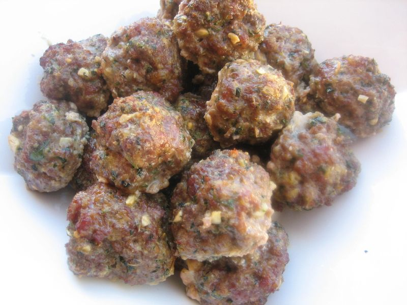 Excellent meatballs!