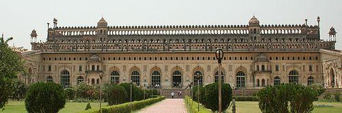 Bara-imambara, Lucknow India
