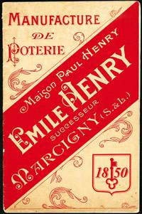 Emile-henry-history
