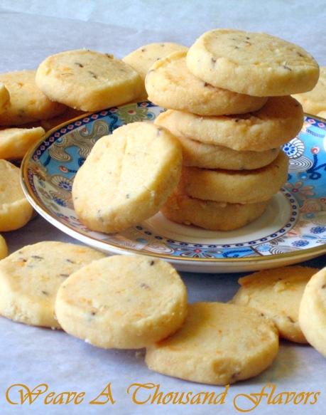 Cumin & Cheddar Crackers