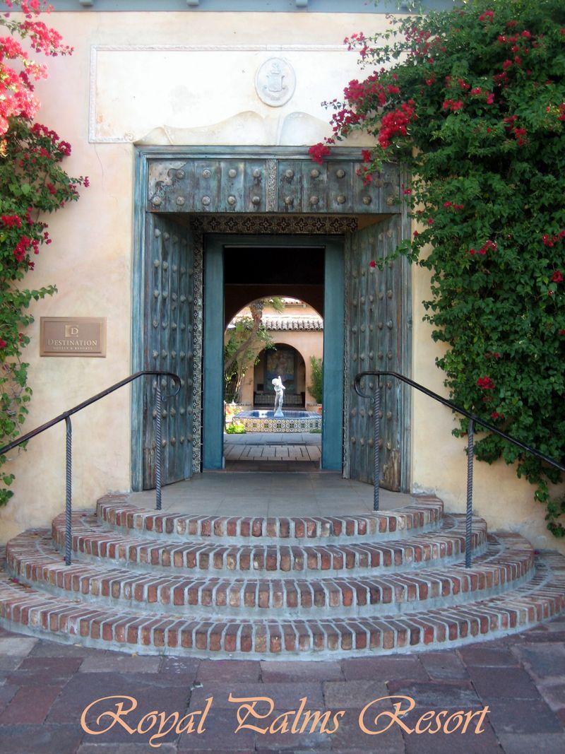 Royal Palms Resort, Scottsdale, Arizona