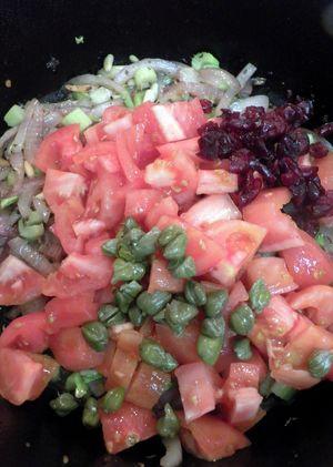 Baked Prawns Tomato & Marsala Chutney - Add tomatoes etc