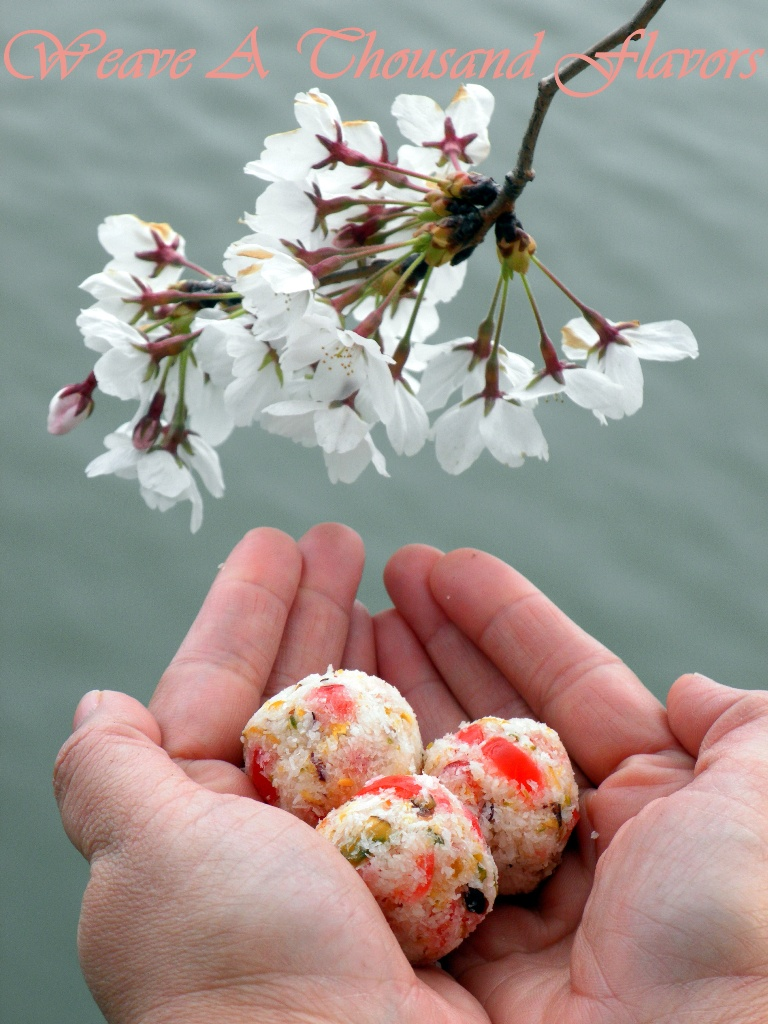 Cherry, Pistachio & Rose Water Macaroons-03