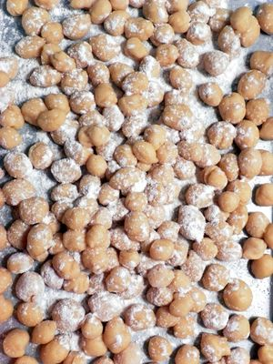 Struffoli - little dough balls