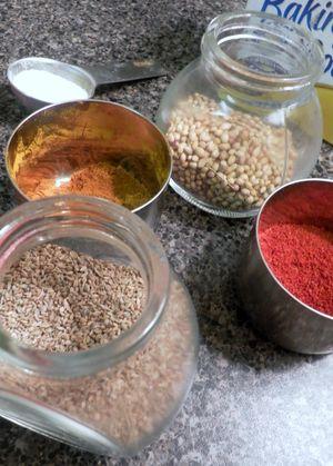 Spinach Pakoras - Spices