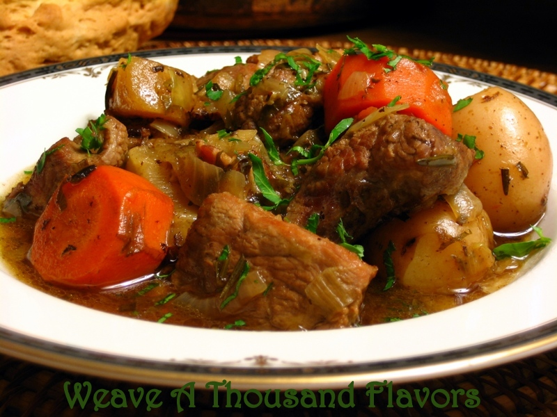 Irish Lamb Stew With A Twist Recipe — Dishmaps