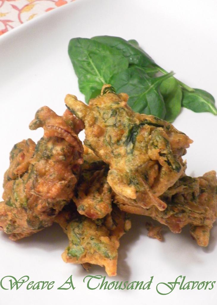 Spinach Pakoras 05