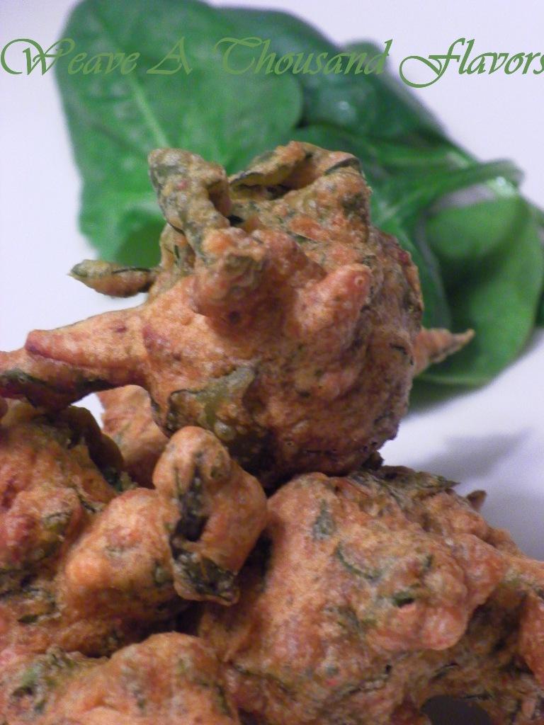 Spinach Pakoras 01
