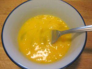 Murtabak - egg wash