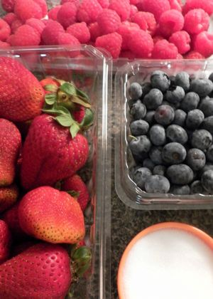 Berryful Parcels -Berryful parcel Ingredients