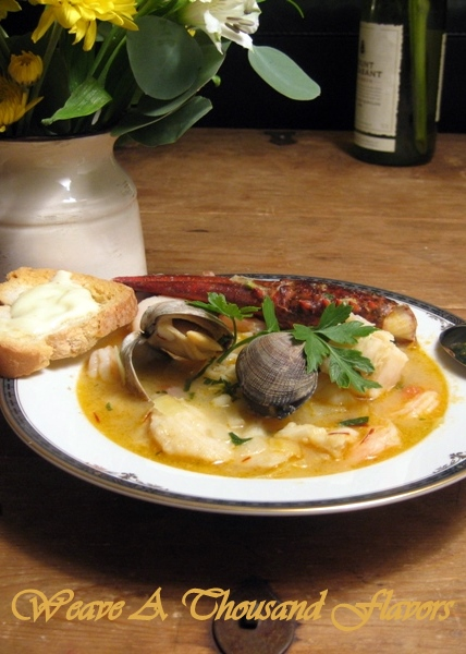 Book Review & Bouillabaisse Americaine for the Home Kitchen : FRENCH CLASSICS MADE EASY by ...