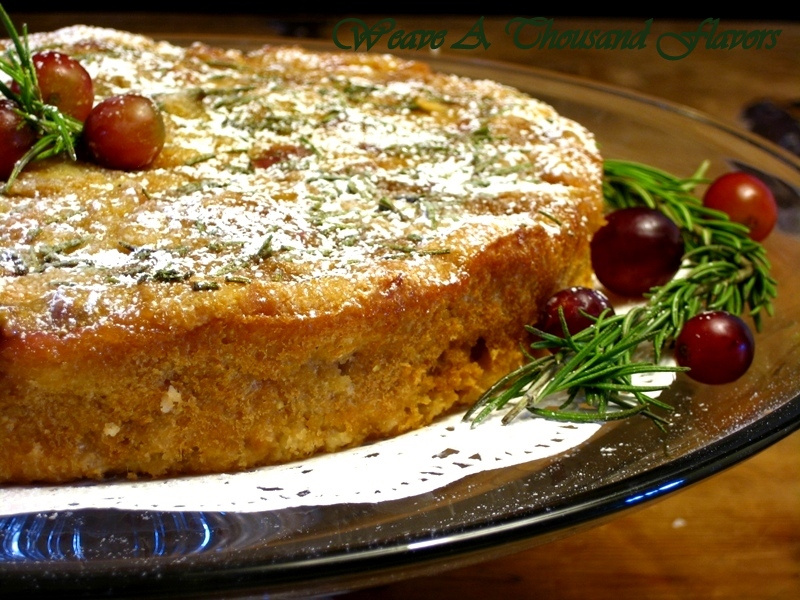Bread, Grape & Tea cake -05
