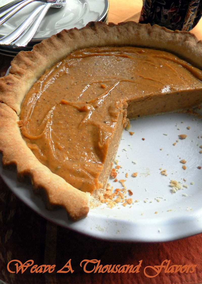Sweet Potato Pie - 01