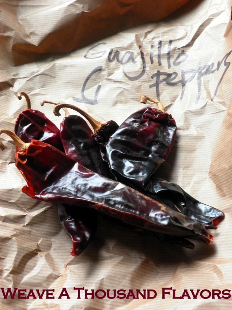 Pozole - Guajillo peppers