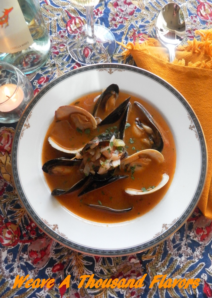 Tuscan Clam & Mussel Soup -01