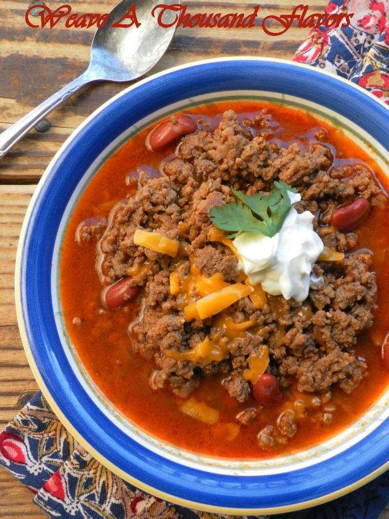 Hard Times Cafe Cincinnati Chili Recipe
