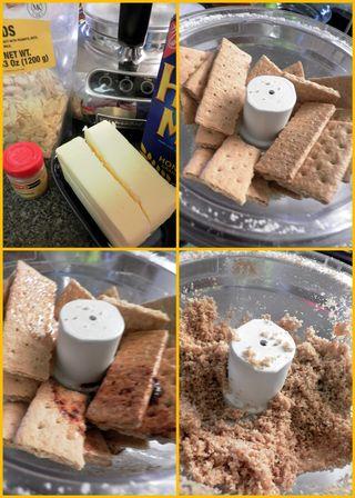 Karmel Sutra Tartlets - Crust collage