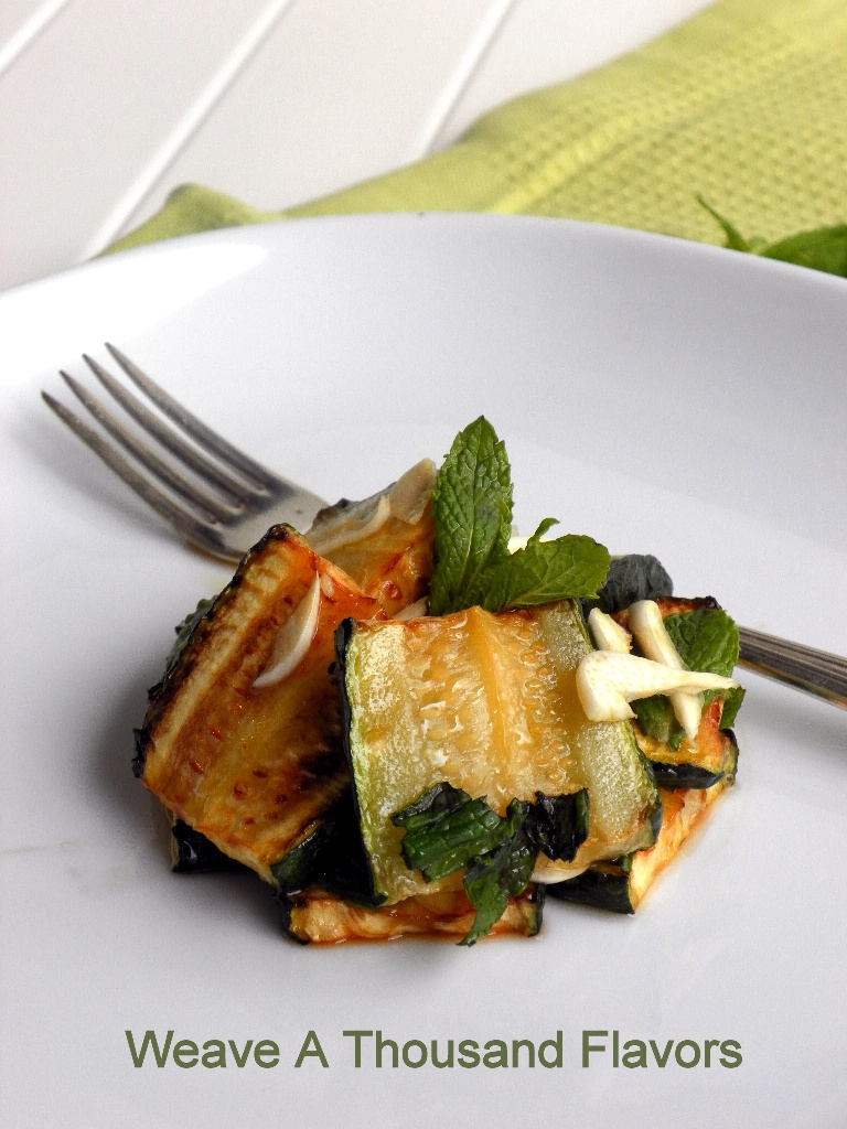 Italian Style Marinated Zucchini-03