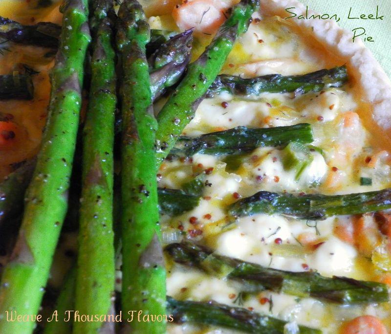 Salmon, Leek & Feta Herb Pie-02