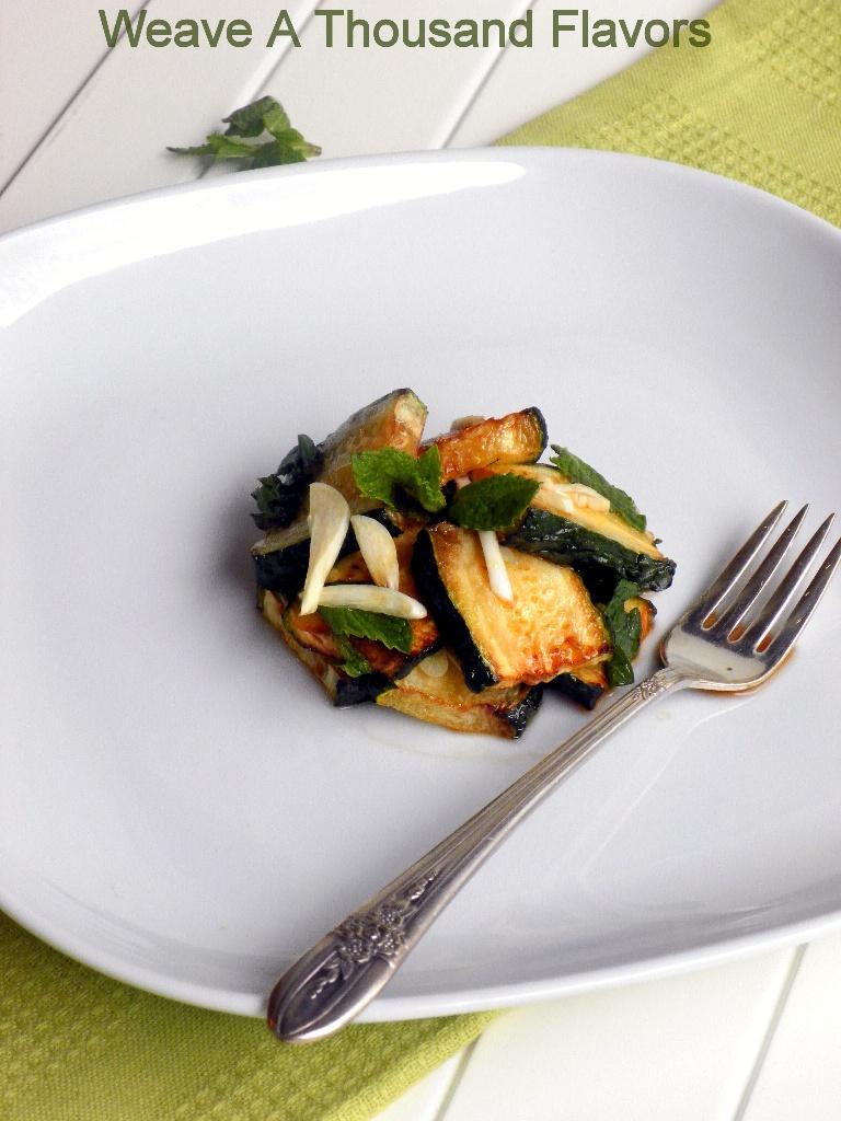 Italian Style Marinated Zucchini-01