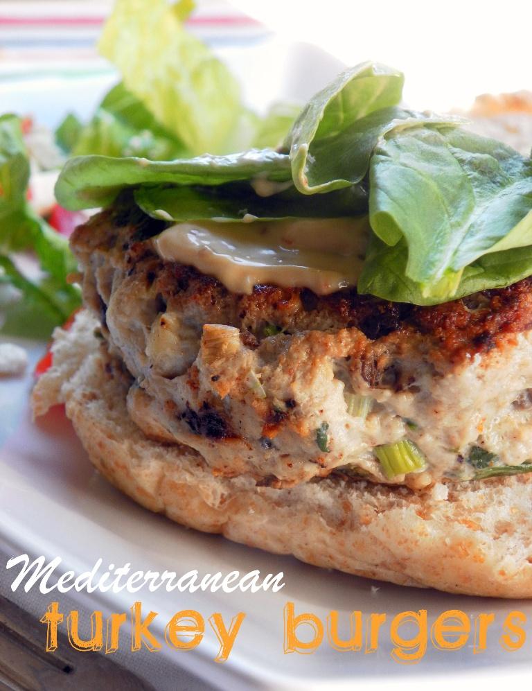 Mediterranean Turkey Burgers-03
