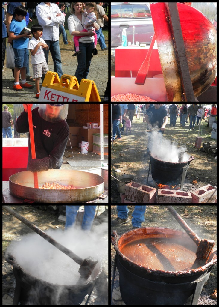 Apple Harvest festival - collage4
