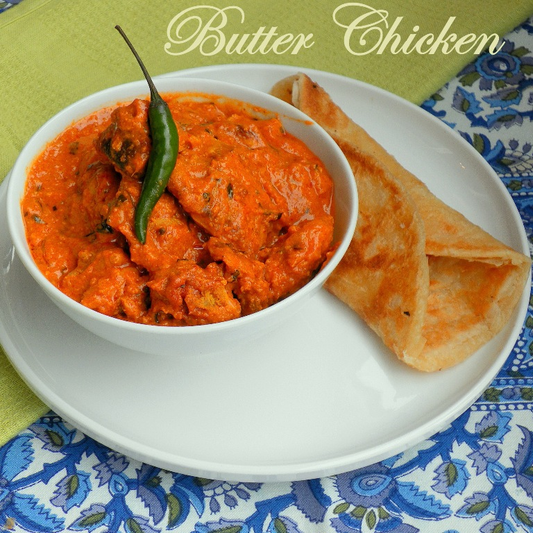 Butter chicken-2