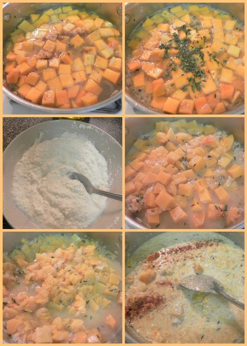 Smashing Butternut Pasta-collage3