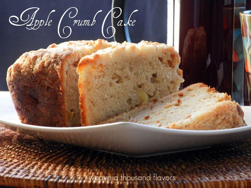 Apple Crumb Cake-1