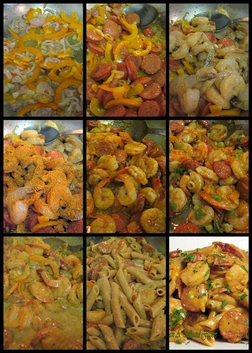 Cajuan pasta - collage 2