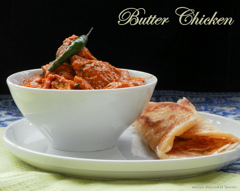 Butter chicken-1