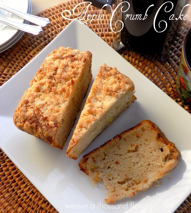 Apple Crumb Cake-2
