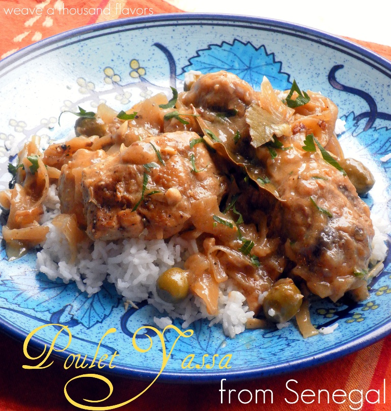 two of my favorite senegalese dishes are chicken yassa and fish ...