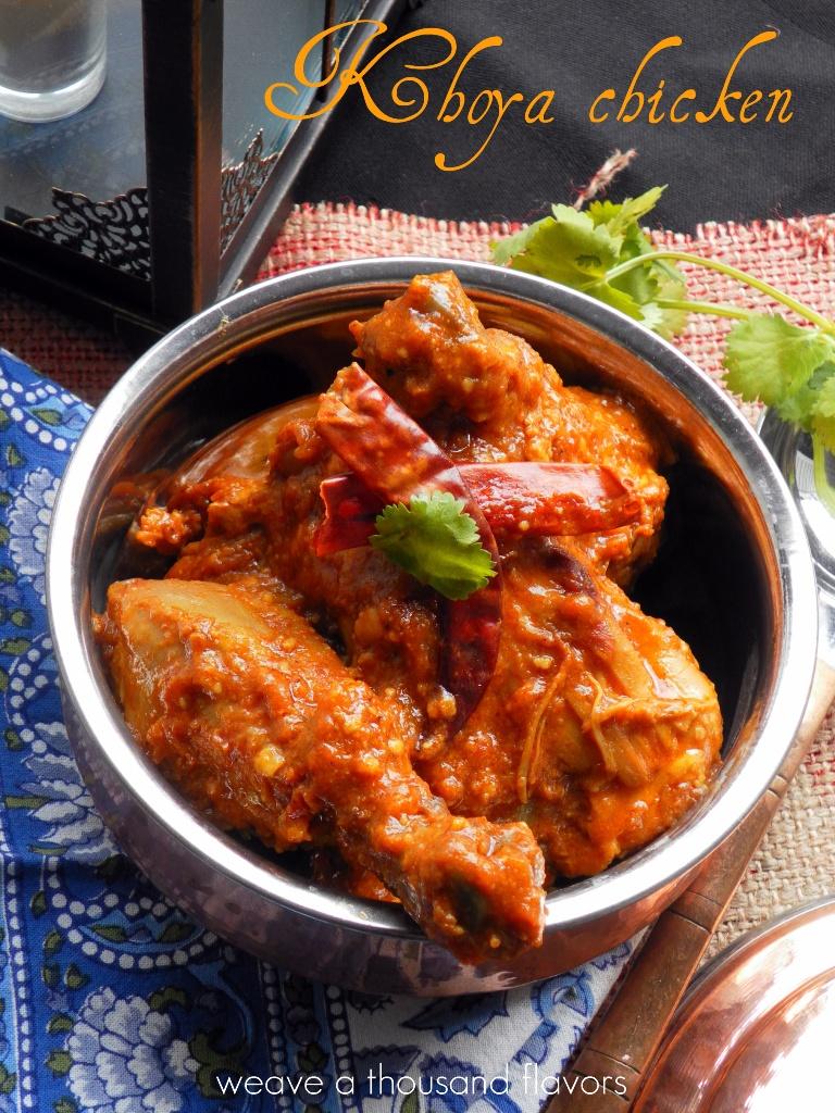 Khoya Chicken
