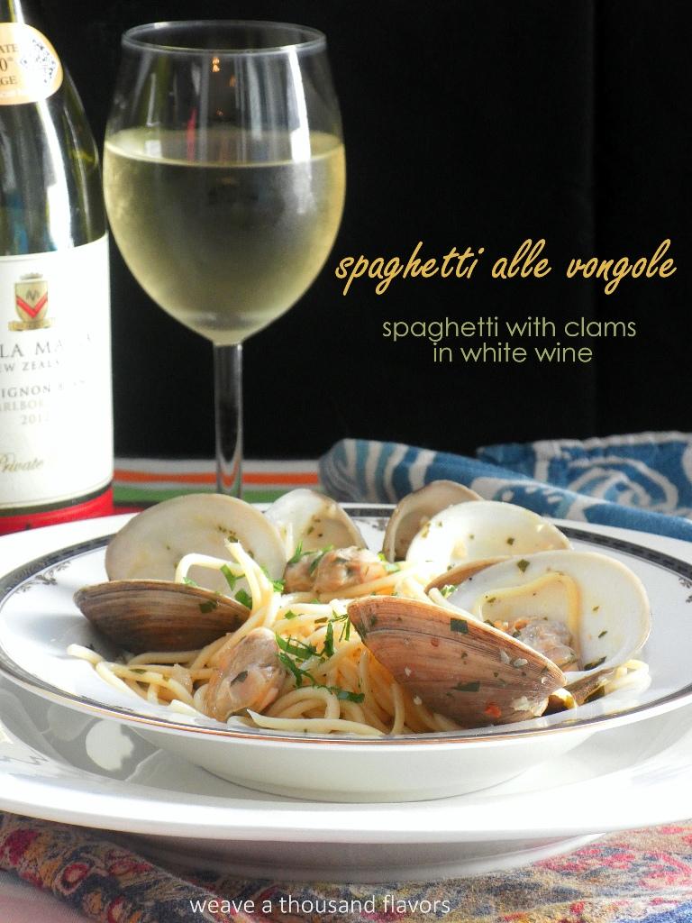 Spaghetti alle vongole-1a