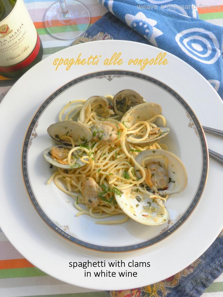 Spaghetti alle vongole-2