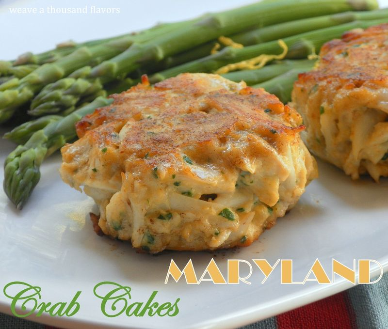 Maryland crab cakes - 2