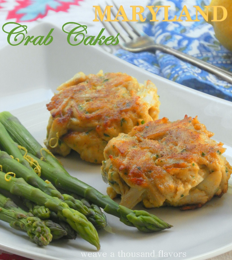 Maryland crab cakes - 1