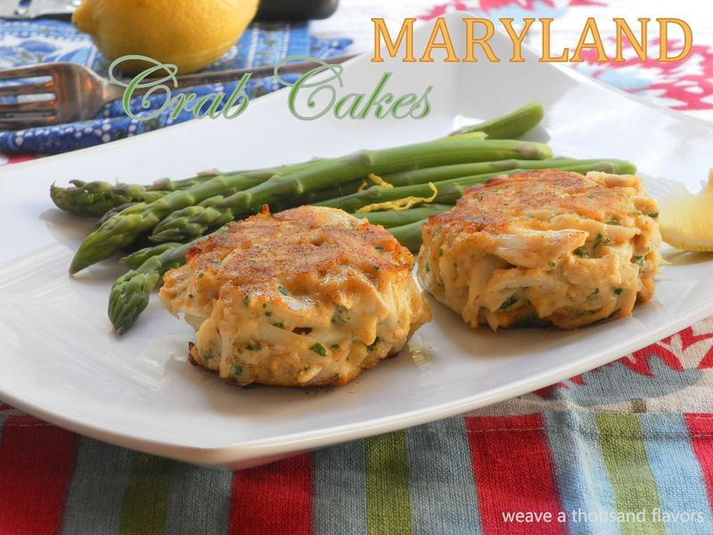 Maryland crab cakes - 3