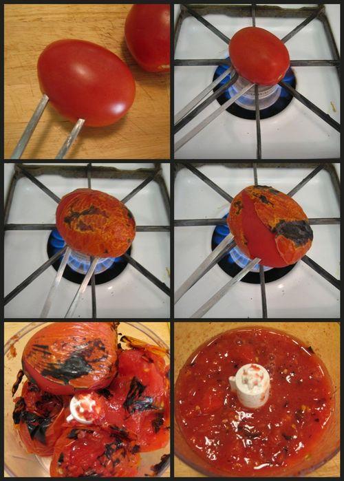 Portuguese clam soup-collage2