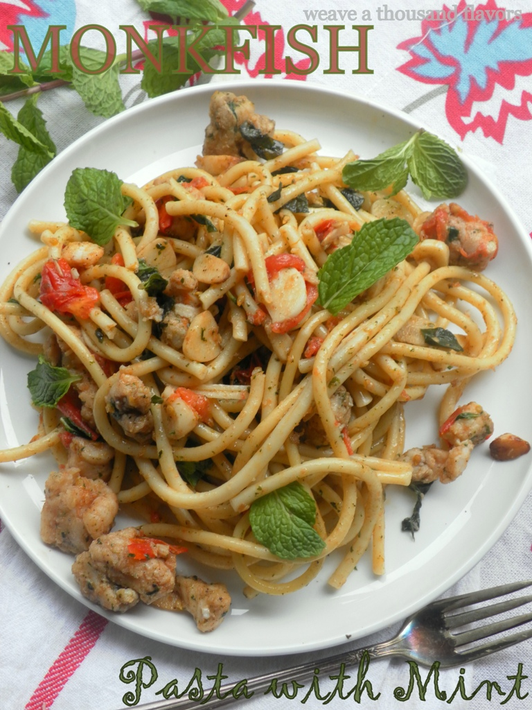 Monk fish pasta-3