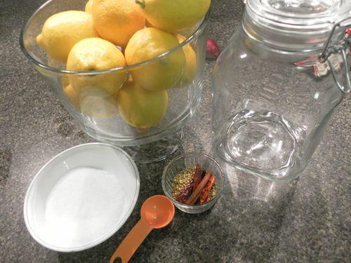 Preserved lemons - 1