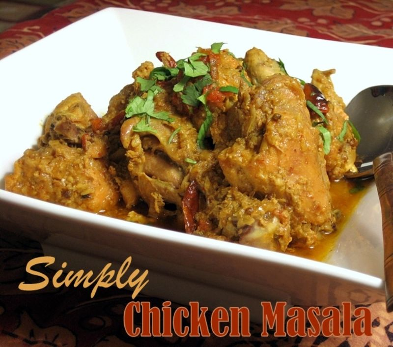 Chicken Masala1