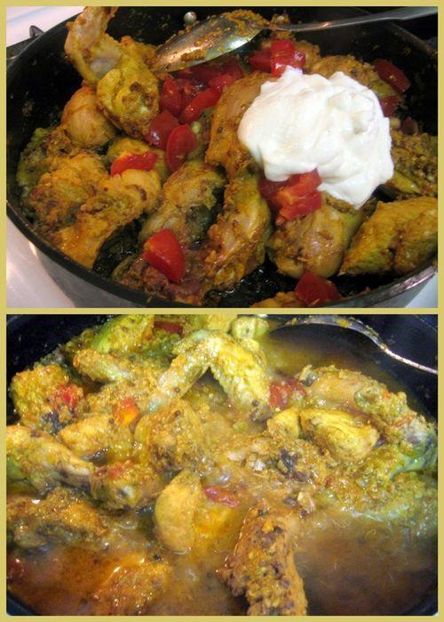Collage3 - chicken masala