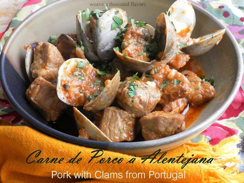 Pork with Clams-02