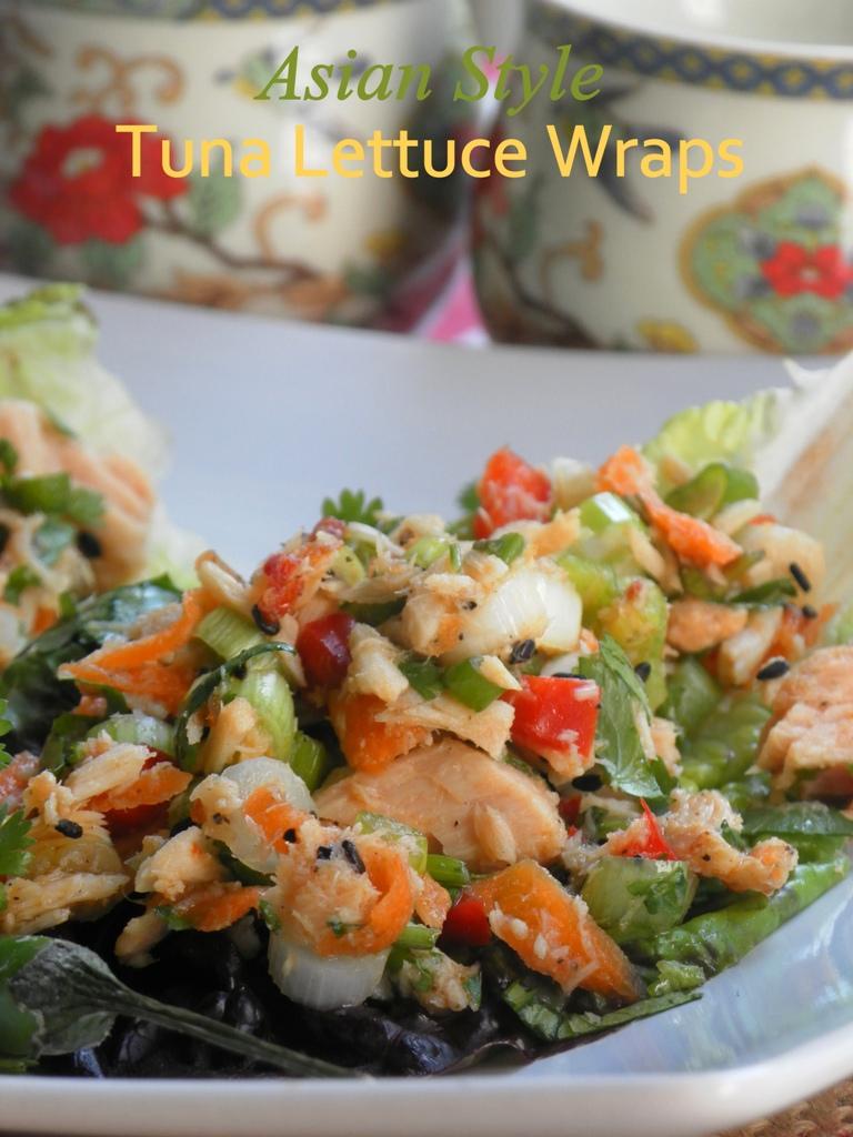 Asian Tuna lettuce wraps-03