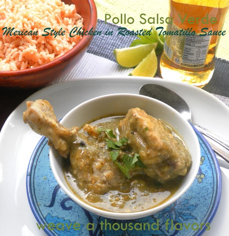 Pollo salsa verde-1