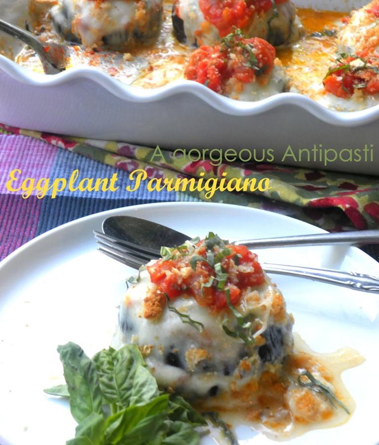 Eggplant Parmigiano -01