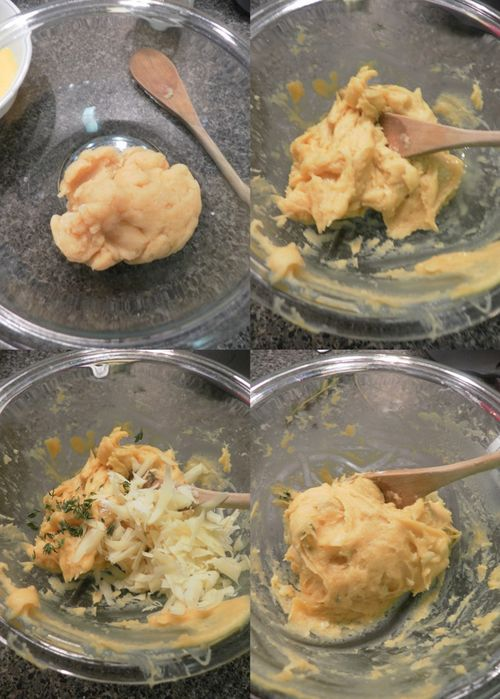 Gougeres-collage 3